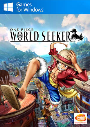 One Piece World Seeker The Void Mirror Prototype