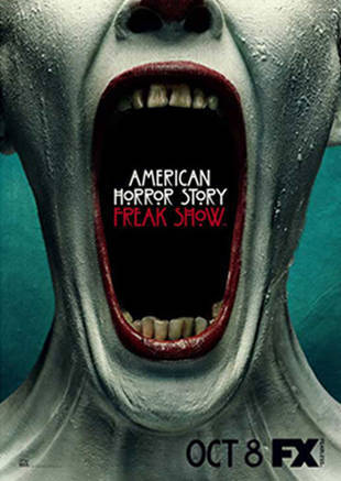 American Horror Story Season 4 Freak Show